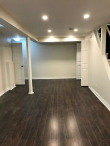Beautiful, Bright Basement for Rent in Mississauga Close to sq1