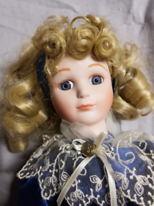 Special Edition Fine Porcelain Doll