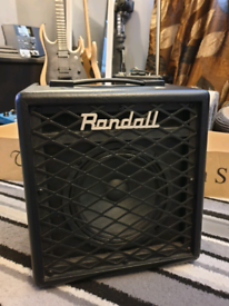 Randall rd1c valve combo