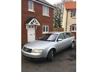 Audi A6 Estate *make me an offer*