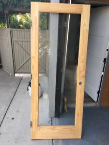 Interior pre hung door