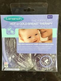 Brand New in sealed box: Lansinoh Therapearl Breast Therapy Pads