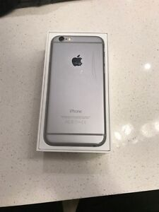 IPhone 6 - 64GB - Crack on screen - Scratch on back Kitchener / Waterloo Kitchener Area image 2
