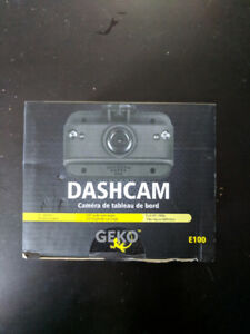 Gecko E100 Car Dashcam - NEVER OPENED - $90 OBO