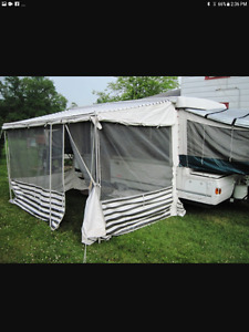 Tent Trailer Add a Room