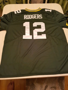 NFL Green Bay Packers Rodgers jersey