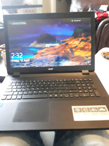2017 laptop for sale or trade for ps4 bundle