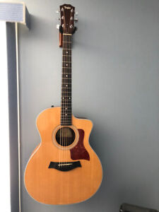 Taylor 214CE Acoustic Electric Cutaway Guitar