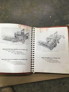 J.I.Case M2 K2 SP9 SP12 Combine Service Manual Regina Regina Area image 2