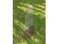 Macgregor Lite golf club irons