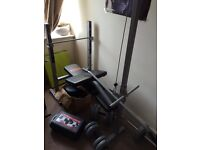 York Fitness Set for sale