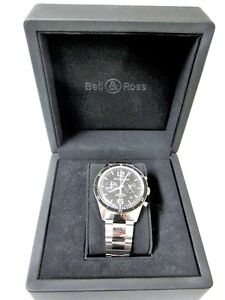 """Bell & Ross Automatic """"Sport"""" Chronograph Watch - BR-126-95-SP London Ontario image 1"""