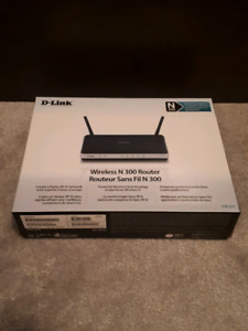 D-Link FOR-615 Router - Brand New! Still in box!!
