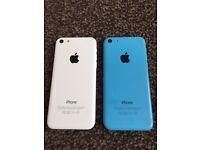 2 iPhone 5c FAULTY