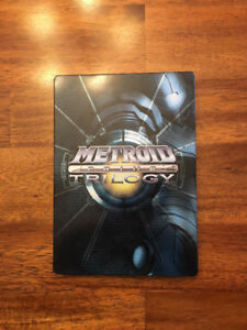 Metroid Prime Trilogy for Nintendo Wii (Collector's Edition)