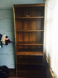 Various Shelving units for sale. Store closing.