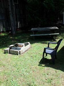 Chalet à vendre camping Quebecamp Rawdon Québec City Québec image 2