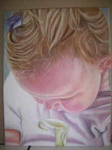 Oil Portraits At Your Request, For You Or A Loved One London Ontario image 9