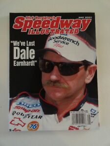 SPEEDWAY ILLUSTRATED, THE DEATH OF DALE EARNHARDT