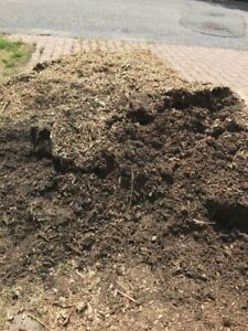 FREE mulch and soil