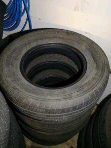 P245/70R17 - Michelin LTX M/S