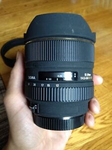 Sigma 12-24 4.5-5.6 DG HSM for canon