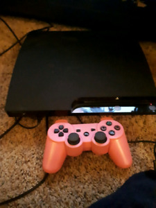 Ps3  and 3 games trade for xbox 360