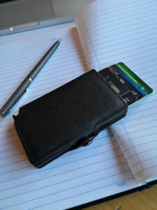 Slim Wallet for sale - RFID blocking