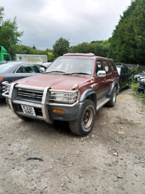 Toyota Surf Hilux 3.0 TD Auto