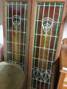 Stained glass, doors, ceiling tin, even sinks at One Of A Kind