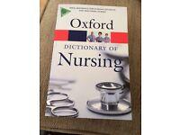 Nursing Book- Oxford Dictionary of Nursing