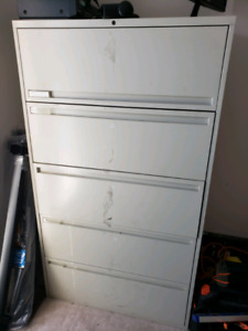 5 Lateral Filing Cabinet