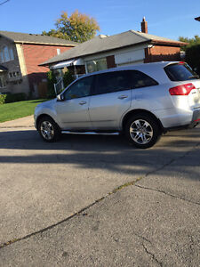 2009 Acura MDX Technology pkg SUV, Crossover