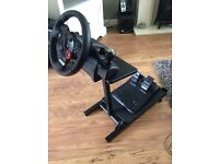 Logitech Driving Force GT with Wheel Stand - For PS3/PC