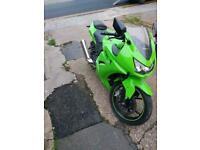 Kawasaki EX 250 K8F ---------- WE ACCEPT PART EXCHANGE