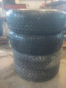 "4  15"" toyo winter tires forsale"