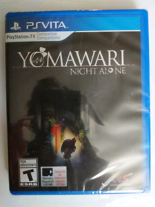 Yomawari Night Alone - PS Vita