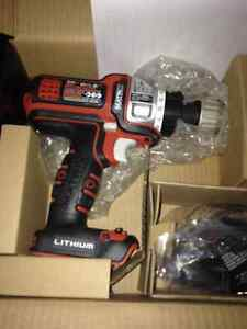 20v lithium ion drill *Brand New*