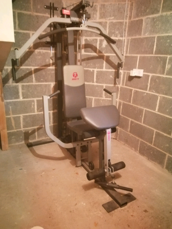 MARCY MWM1600 HOME GYM | in Mansfield, Nottinghamshire | Gumtree