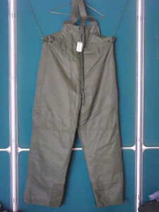 Military Surplus Insulated Overalls