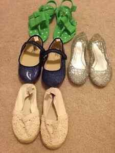 Beautiful baby girl shoes for crazy prices!! Oakville / Halton Region Toronto (GTA) image 1
