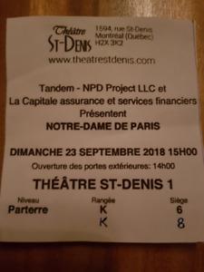 Notre-Dame de Paris-comédie musicale