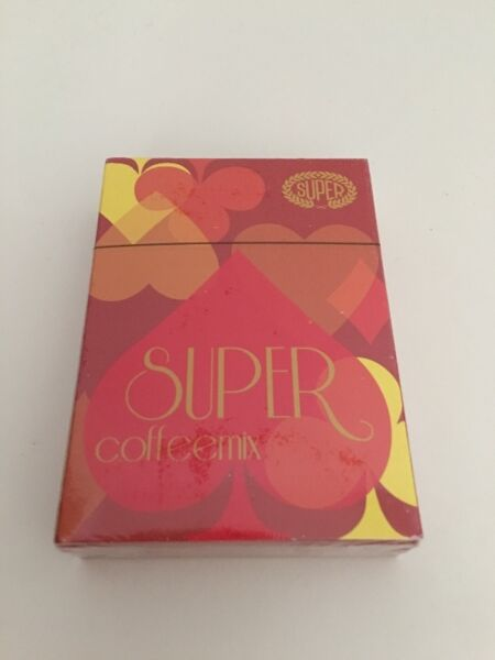 Super coffeemix playing cards