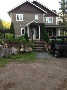 Ranch and Home in Lumby BC