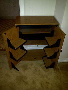 Small Cabinet with Door Lock Kitchener / Waterloo Kitchener Area image 3