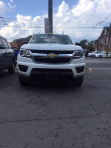 2015 Chevrolet Colorado Pickup Truck/Off Lease/4CYL