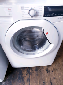 Hoover 9 kg washing machine free delivery & connect it