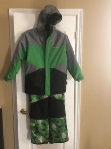 Boys Size 14 Snow Suit (Jacket and Pants)