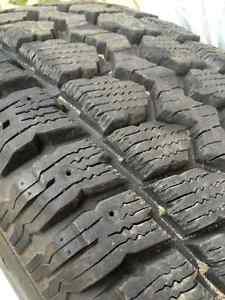 WINTER TIRES MotoMaster Total Terrain 235/70R16 on Steel Rims Cambridge Kitchener Area image 8