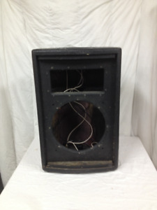 Monitor Speakers EMPTY Cabinets designed for EV DL12x & DH1a